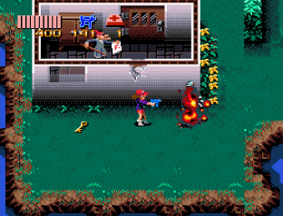 Zombies Ate My Neighbors SNES 31
