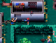 Zombies Ate My Neighbors SNES 32