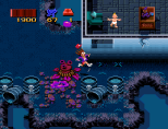 Zombies Ate My Neighbors SNES 37