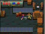 Zombies Ate My Neighbors SNES 41