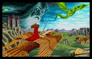 Amberstar Atari ST 01