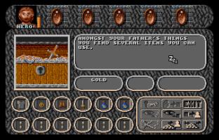 Amberstar Atari ST 20