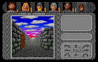 Amberstar Atari ST 64