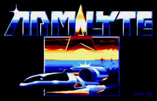 Armalyte Atari ST 01