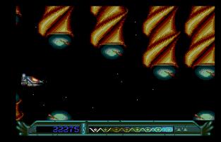 Armalyte Atari ST 34