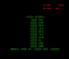 Battle Zone Arcade 32