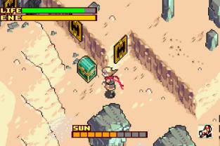 Boktai 2 - Solar Boy Django GBA 009