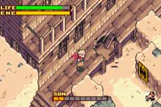 Boktai 2 - Solar Boy Django GBA 011