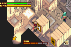 Boktai 2 - Solar Boy Django GBA 021