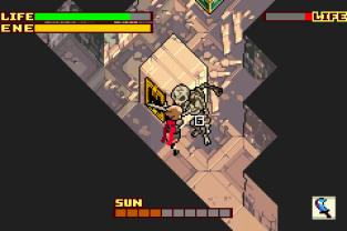 Boktai 2 - Solar Boy Django GBA 031