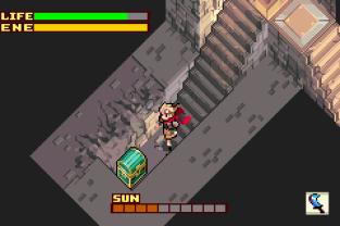 Boktai 2 - Solar Boy Django GBA 034