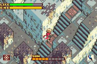 Boktai 2 - Solar Boy Django GBA 045