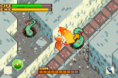 Boktai 2 - Solar Boy Django GBA 065