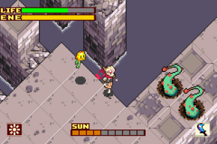 Boktai 2 - Solar Boy Django GBA 075