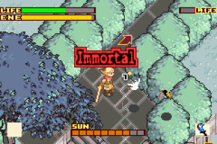 Boktai 2 - Solar Boy Django GBA 078