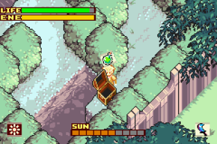 Boktai 2 - Solar Boy Django GBA 089