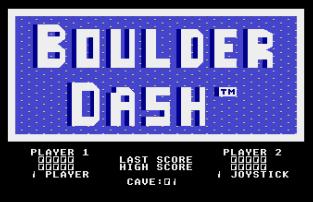 Boulder Dash Atari ST 01