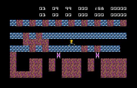 Boulder Dash Atari ST 45