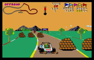 Buggy Boy Atari ST 09