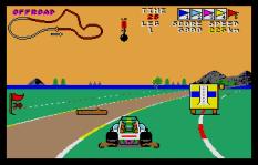 Buggy Boy Atari ST 11