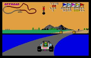 Buggy Boy Atari ST 12