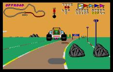 Buggy Boy Atari ST 21