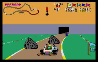 Buggy Boy Atari ST 23