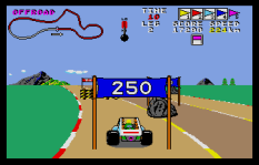 Buggy Boy Atari ST 32