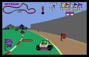 Buggy Boy Atari ST 34