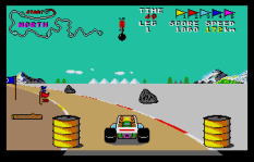 Buggy Boy Atari ST 43
