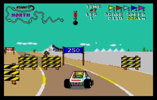 Buggy Boy Atari ST 45