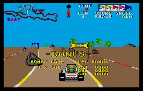 Buggy Boy Atari ST 78