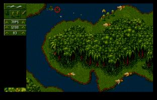 Cannon Fodder Atari ST 12