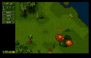 Cannon Fodder Atari ST 34