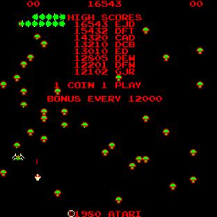 Centipede Arcade 01