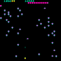 Centipede Arcade 02