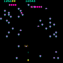 Centipede Arcade 03