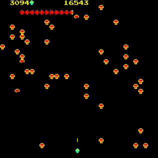 Centipede Arcade 11