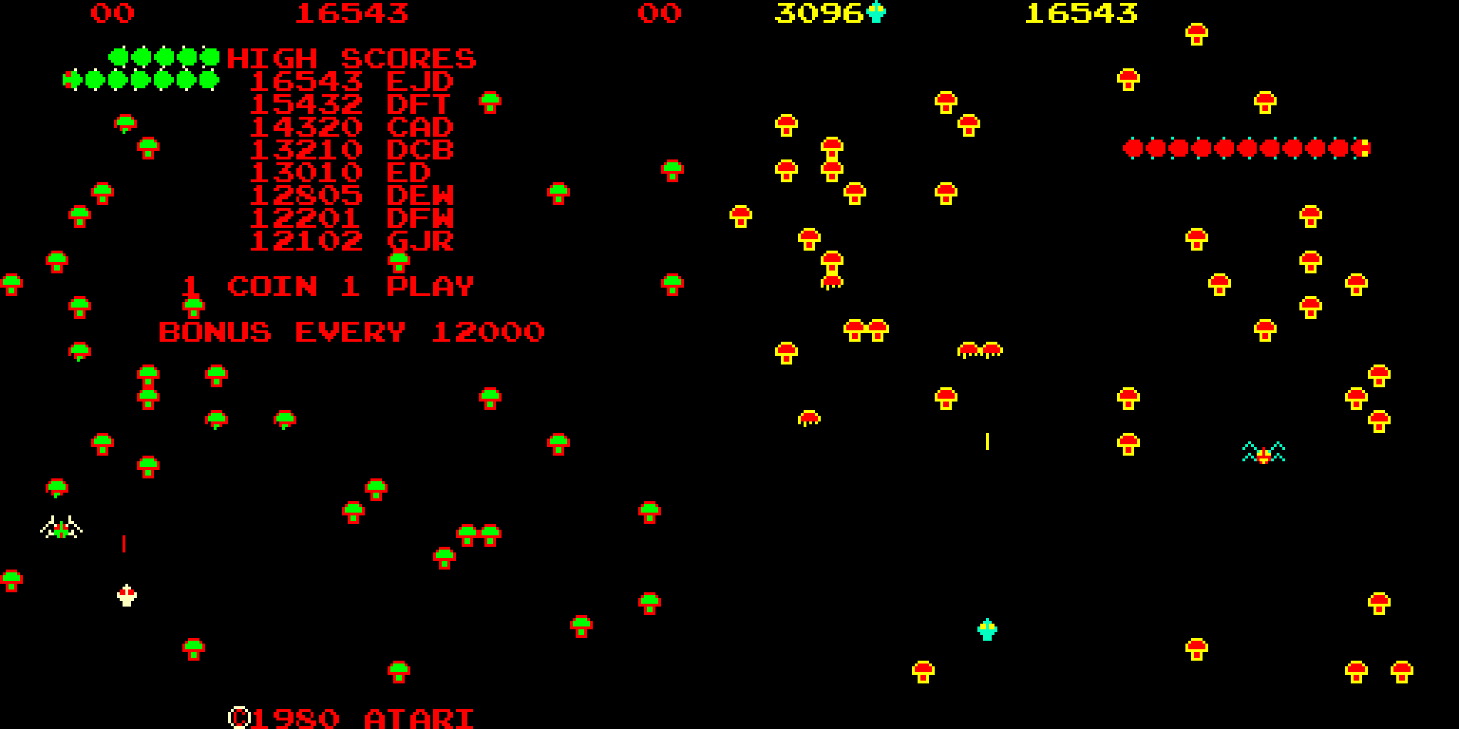 Centipede Arcade The King Of Grabs