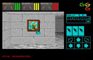 Chaos Strikes Back Atari ST 09