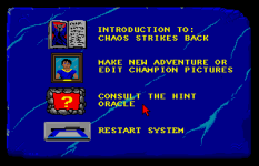 Chaos Strikes Back Atari ST 10
