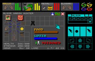 Chaos Strikes Back Atari ST 20