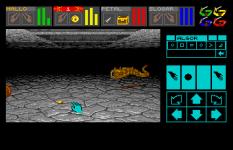 Chaos Strikes Back Atari ST 21