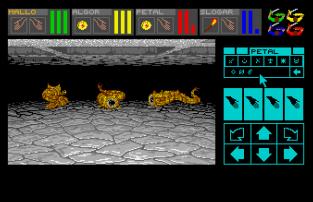 Chaos Strikes Back Atari ST 23