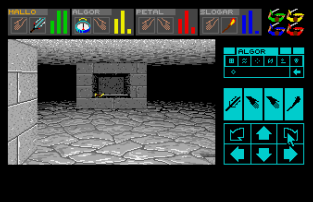 Chaos Strikes Back Atari ST 31
