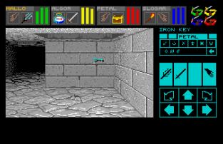 Chaos Strikes Back Atari ST 34