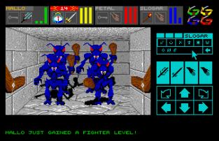 Chaos Strikes Back Atari ST 42