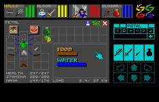 Chaos Strikes Back Atari ST 43