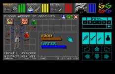 Chaos Strikes Back Atari ST 44