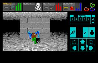 Chaos Strikes Back Atari ST 53